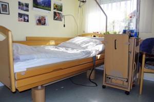 Seniorenfreundliche Betten
