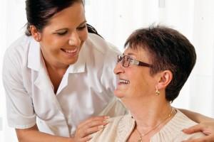 Ganzheitliche Pflege durch Fachpersonal