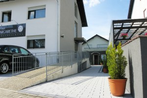 Zugang Haus Margarethe