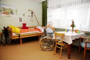 Unterbringung Pflegeresidenz Haus Margarethe Reilingen